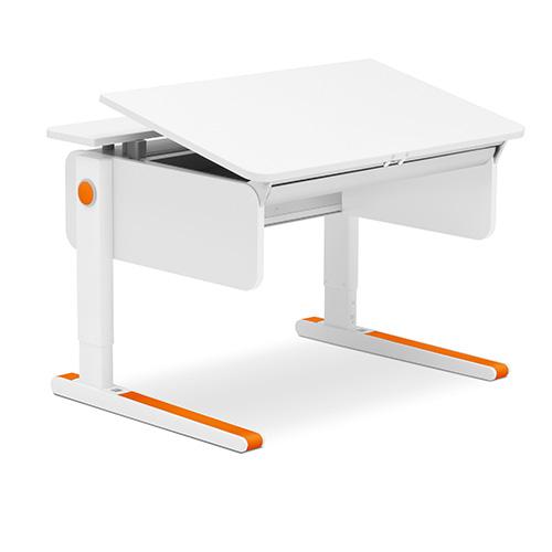 moll-champion-Compact-Riesenschublade-Seite-weiss-Akzentfarbe-orange